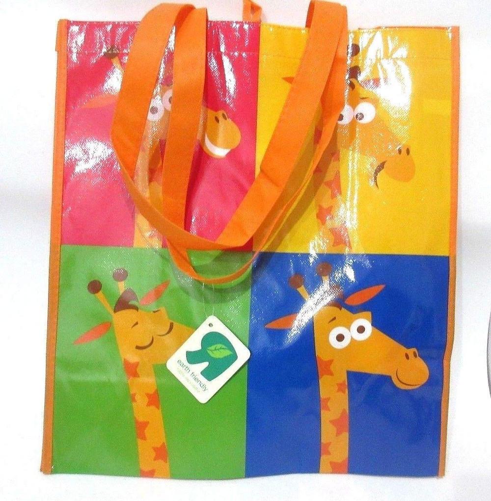 Reusable Toys R us bag