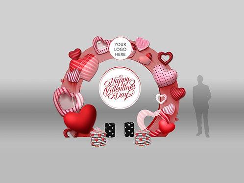 Valentine's Day Sample Set-up B