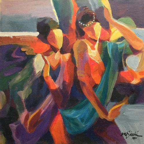 Badjao Dancers