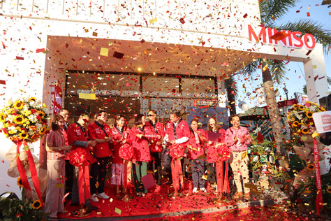 Miniso Store Branch Opening