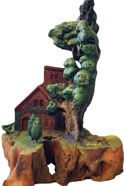 The Tree of Life Series 3 Stone House