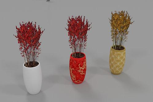 Cherry Vase Option 2