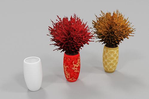 Cherry Vase Option 1