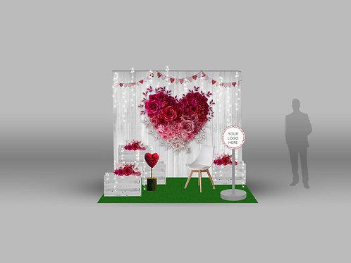 Valentine's Day Sample Set-up D