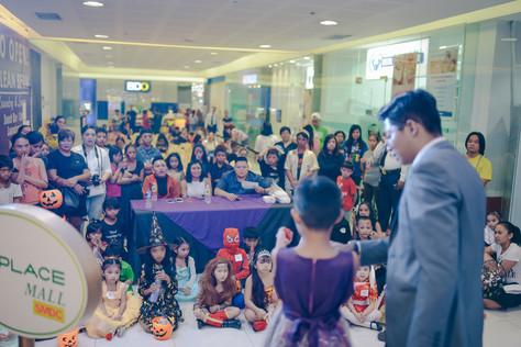 Mplace halloween 2018