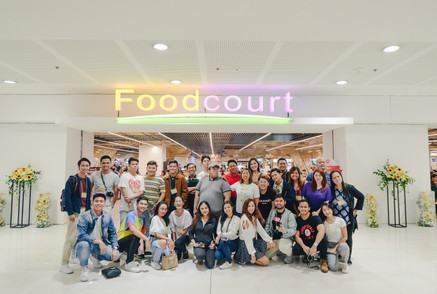 SM Megamall Foodcourt