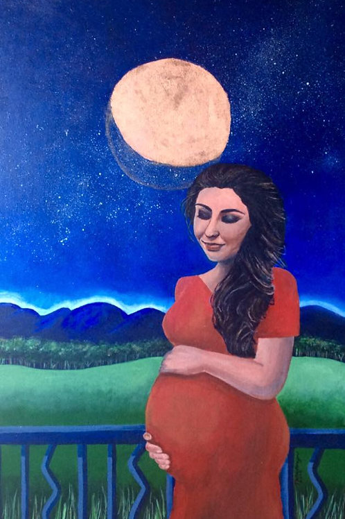 Under the Blood Moon Part 2 Journey to Fullness
