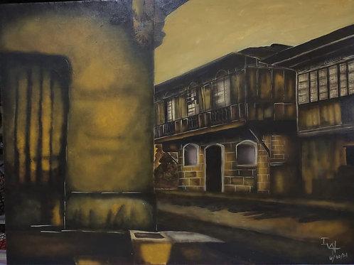 Películas de la Casa en Lucban (now Patio Rizal Hotel)