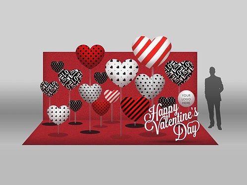 Valentines Day Sample Set-up A
