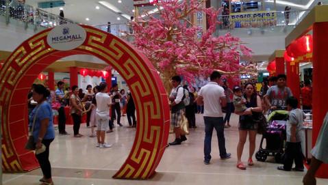 SM Megamall - Chinese New Year 2020