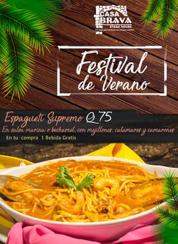 Espagueti Supremo