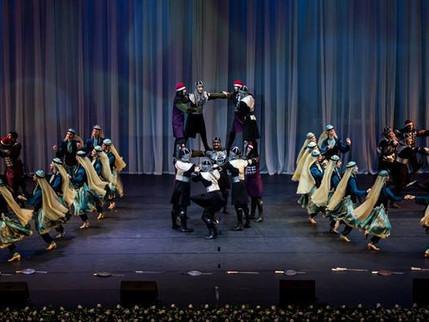 Государственный Ансамбль Танца выходит на новые рубежи!