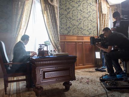 В Баку начались съемки художественно-документального фильма о первой Независимой Республике Азербайд