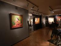 Арт Галери… Работы профессиональных художников и скульпторов…