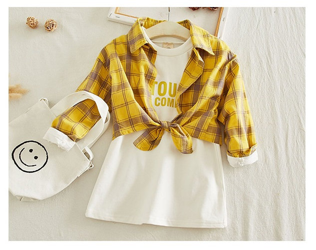 Dress & Shirt Set