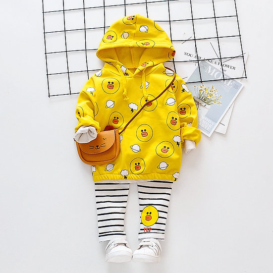 Yellow Duckling Set