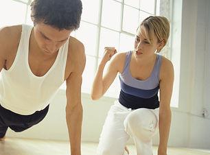 Fitnesstrainer