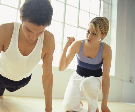 Instructor de fitness