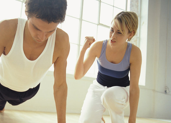 Personal Training for 2 - Package of 6