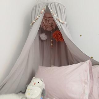 Childrens canopy bedroom design