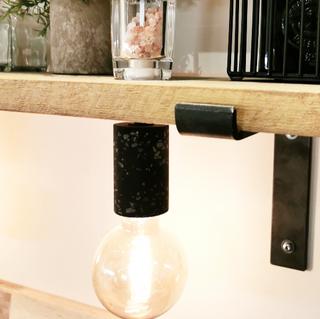 Industrial kitchen lights