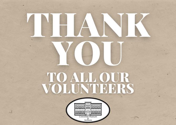 Volunteer Appreciation Week 2021