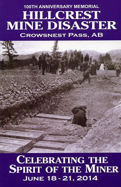 Hillcrest Mine Disaster Booklet