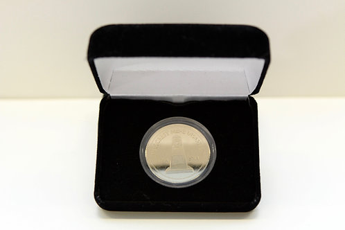 Gold Plated Hillcrest Commemorative Coin