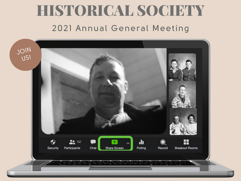 REGISTER for the 2021 VIRTUAL AGM