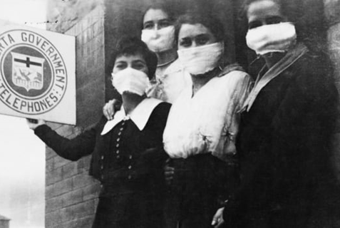 CO-VID 19 and the Spanish Flu