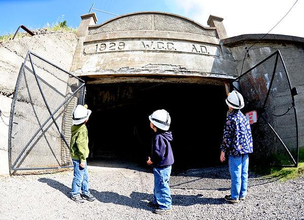Bellevue Mine