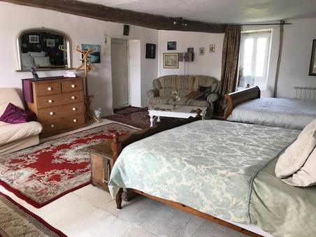 Deluxe family room.