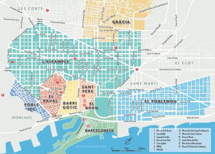 Movidas Guide to Barcelona