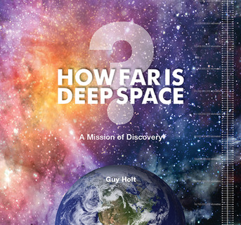 How Far is deep Space by Guy Holt
