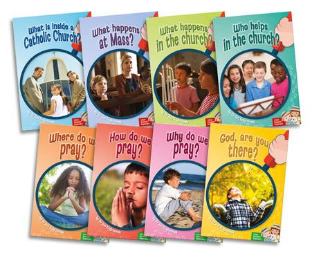 Little Catholic Explorers Series