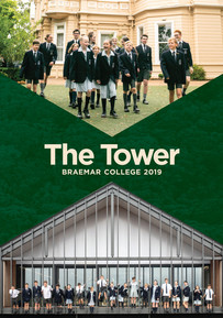 Braemar College 2019 Year Book 'The Tower'