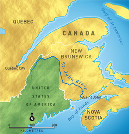 Rivers of Canada