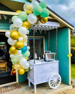 Champagne Cart Balloons.jpg
