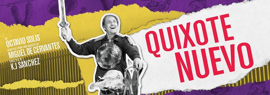 Quixote Nuevo by Octavio Solis