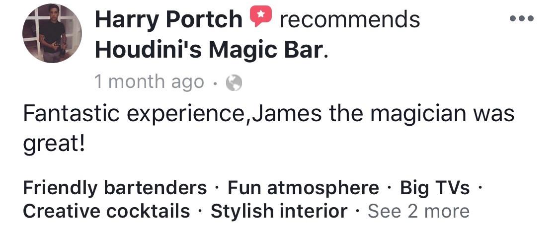 Kent Magician review