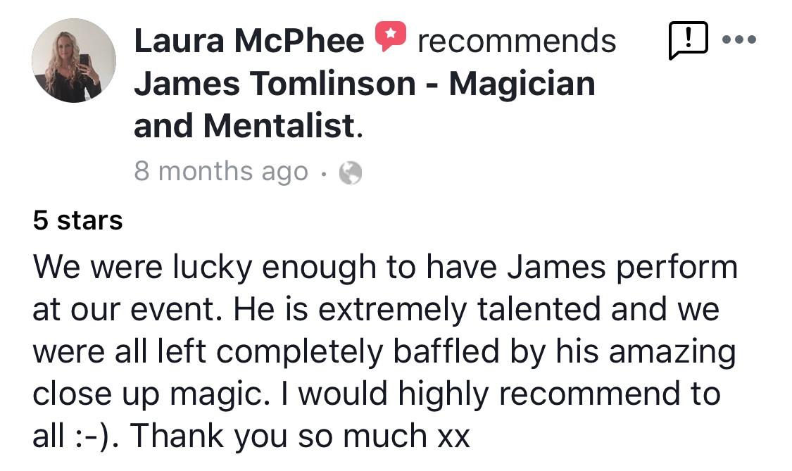 Kent Magician review 5