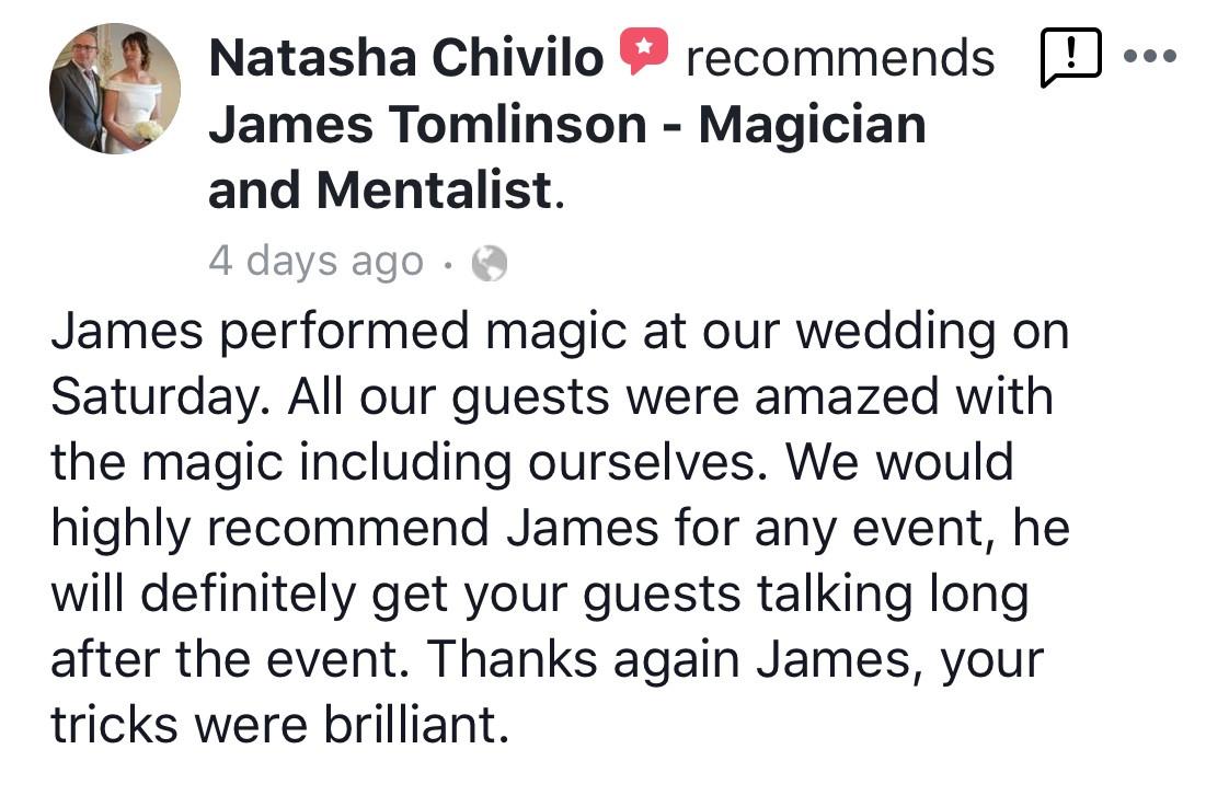 Kent Magician review 1