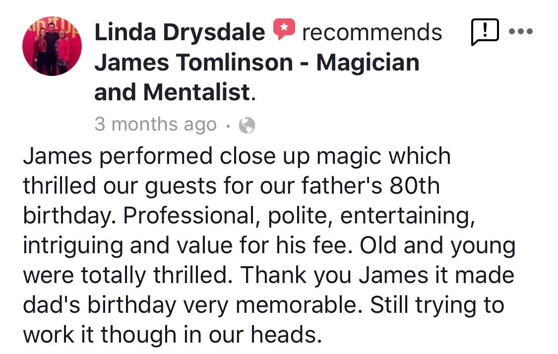 Kent Magician review 3