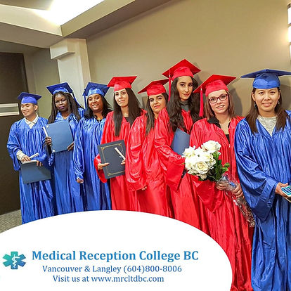 Medical Office Assistant Diploma Program school program North Vancouver BC Medical Reception College BC