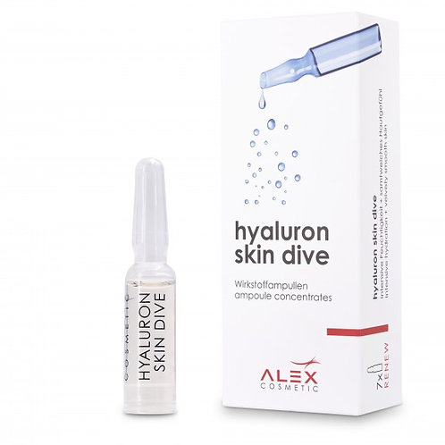 hyaluron skin dive [7ER SET] [10.5ml]