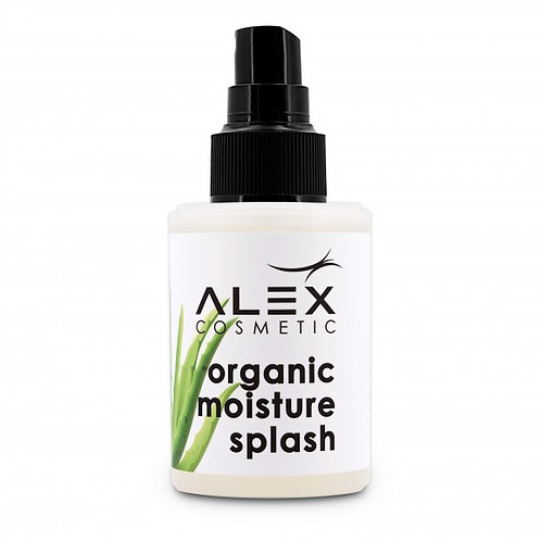 Organic Moisture Splash [99ml]