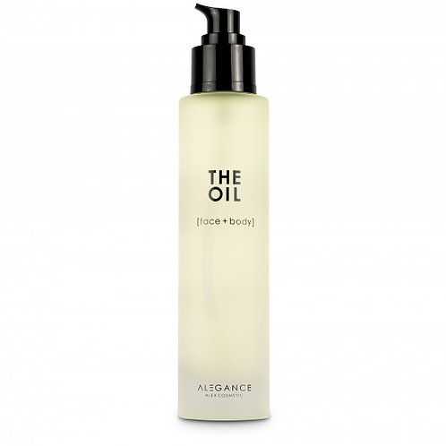 THE OIL [face + body] [100ml]