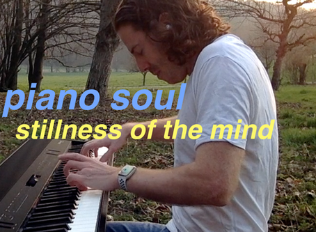 """Stillness of the Mind"" - Single & Music Video released"