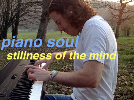 """""""Stillness of the Mind"""" - Single & Music Video released"""