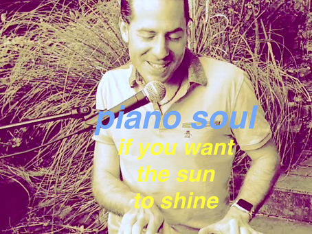 """""""if you want the sun to shine"""" - Single & Music Video released"""